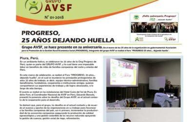 Boletín Informativo Grupo AVSF