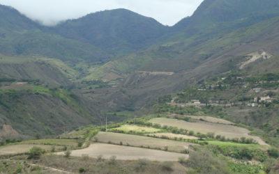 Recuperación de suelos en Santa Lucía, parroquia La Concepción, cantón Mira, provincia del Carchi