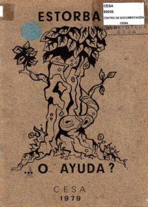 Estorba….o ayuda. CESA 1979